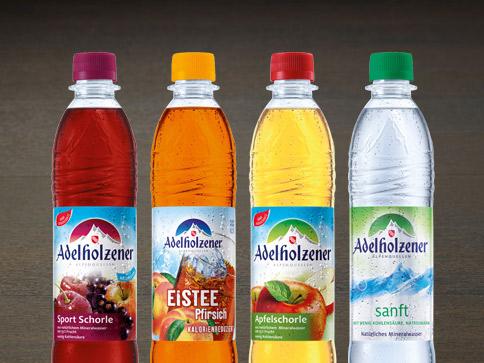 Getränke - Tom & Sally\'s Salatbars und Firmenbelieferungen